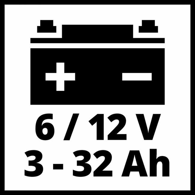 Зарядное устройство для автоаккумуляторов Einhell CE-BC 1 M