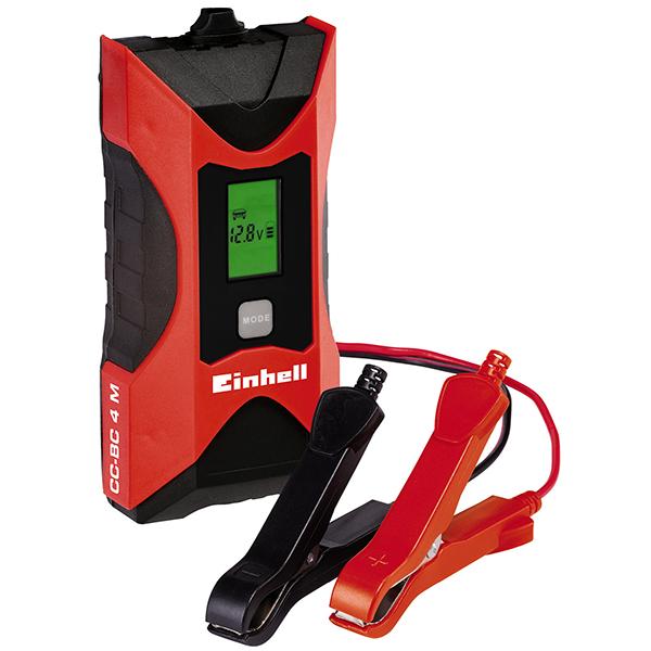Зарядное устройство для автоаккумуляторов Einhell CC-BC 4 M