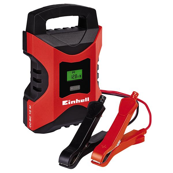 Зарядное устройство для автоаккумуляторов Einhell CC-BC 10 M