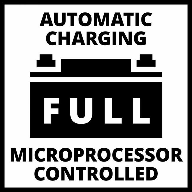 Зарядное устройство для автоаккумуляторов Einhell СE-BC 10 М