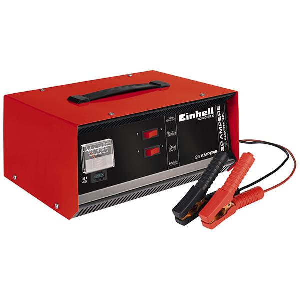 Зарядное устройство для автоаккумуляторов Einhell CC-BC 22 E