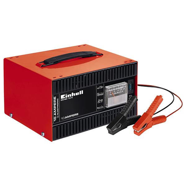 Зарядное устройство для автоаккумуляторов Einhell CC-BC 10 E