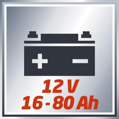 Зарядное устройство для автоаккумуляторов Einhell CC-BC 5