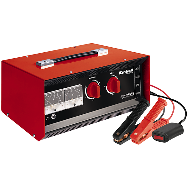 Пуско-зарядное устройство для автоаккумуляторов Einhell CC-BC 30