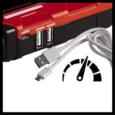 Пусковое устройство для автоаккумуляторов Einhell CE-JS 8