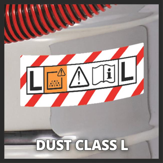 Промышленный пылесос Einhell TE-VC 2230 SACL