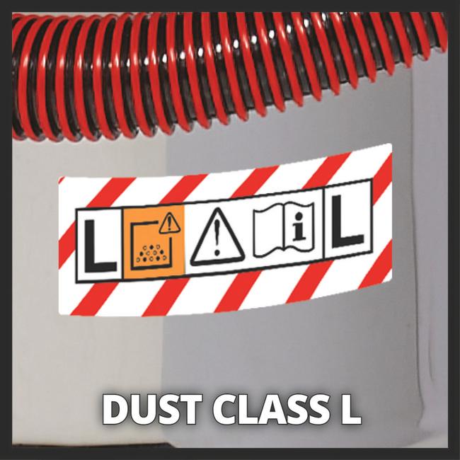 Промышленный пылесос Einhell TE-VC 2340 SACL