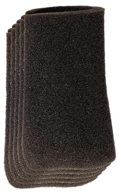 Фильтр антипенный для строительного пылесоса, 10 литров, 5 шт, Einhell