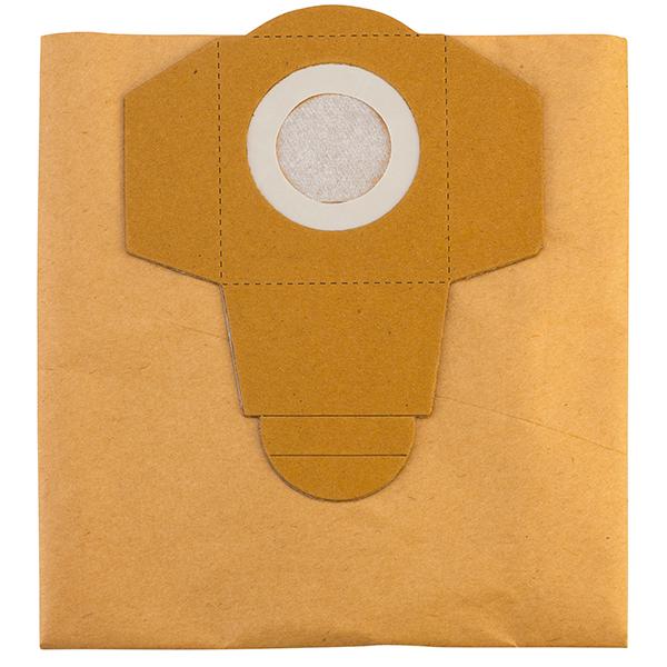 Мешки для пылесоса, 40 литров, 5 шт, Einhell
