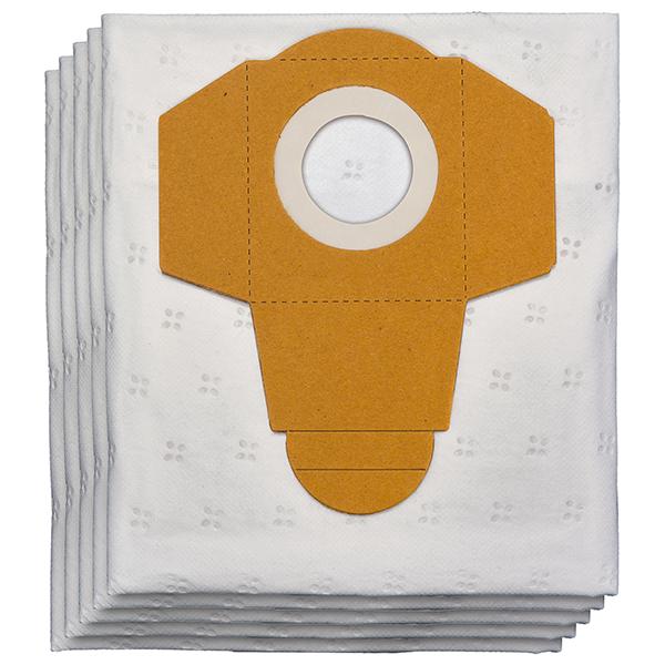 Мешки для пылесоса, 25 литров, 5 шт, Einhell