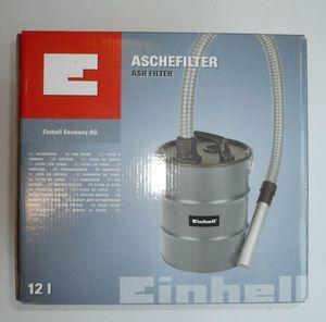 Фильтр для золы, 12 литров, Einhell