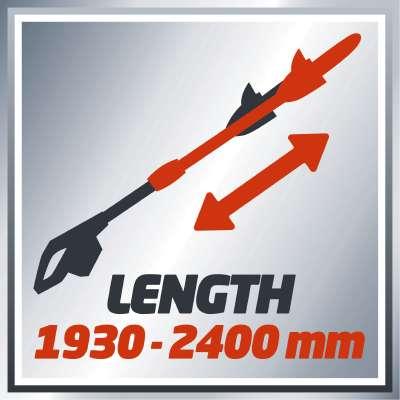 Кусторез электрический Einhell GC-HH 5047