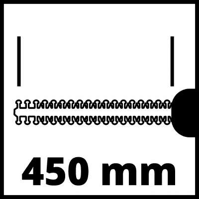 Кусторез электрический Einhell GC-EH 4245
