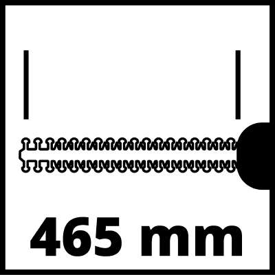 Кусторез электрический Einhell GC-EH 5747
