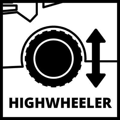 Газонокосилка бензиновая Einhell GC-PM 51/2 S HW B&S