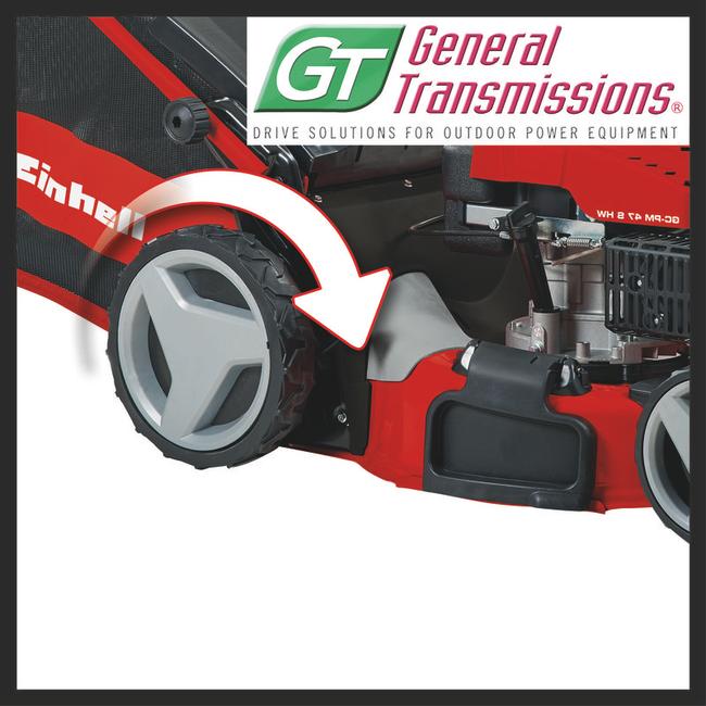 Газонокосилка бензиновая Einhell GC-PM 56/2 S HW