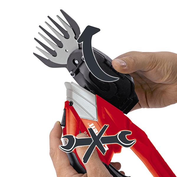 Ножницы-кусторез аккумуляторный Einhell GE-CG 7,2 Li