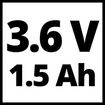 Ножницы-кусторез аккумуляторный Einhell GС-CG 3,6 Li