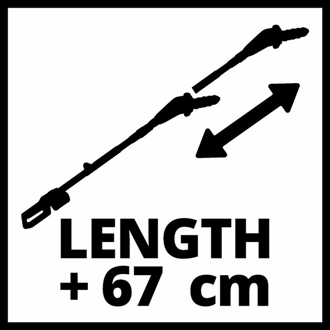 Кусторез аккумуляторный Einhell GC-LC 18/20 Li T-Solo