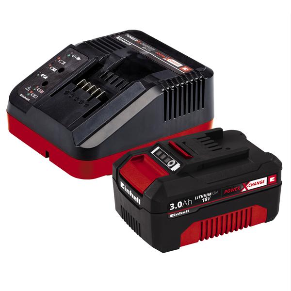 Высоторез аккумуляторный Einhell GE-LC 18 LI T Kit