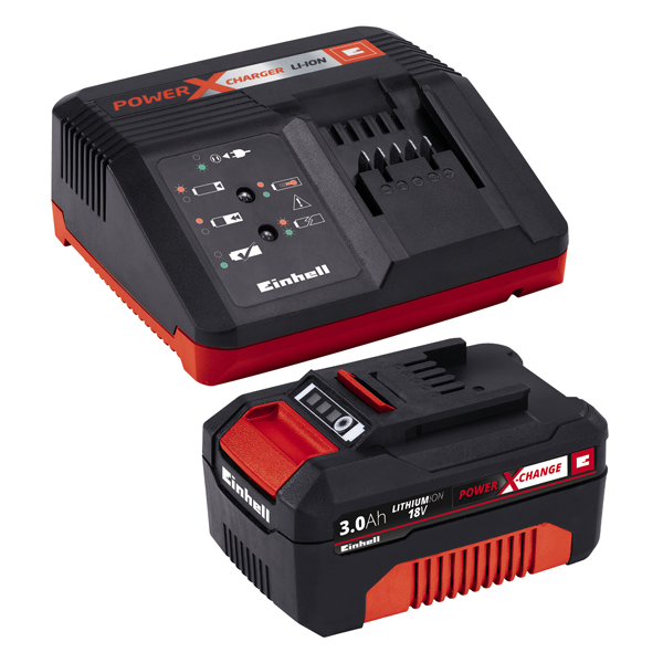 Кусторез аккумуляторный Einhell GE-HH 18/45 Li T Kit