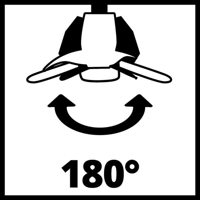 Триммер аккумуляторный Einhell GE-CT 18/28 Li-Solo