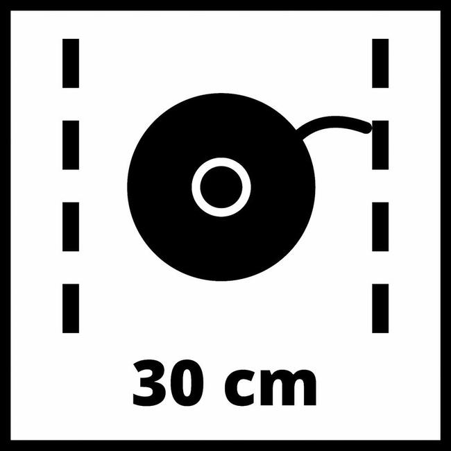 Триммер аккумуляторный Einhell AGILLO 18/200
