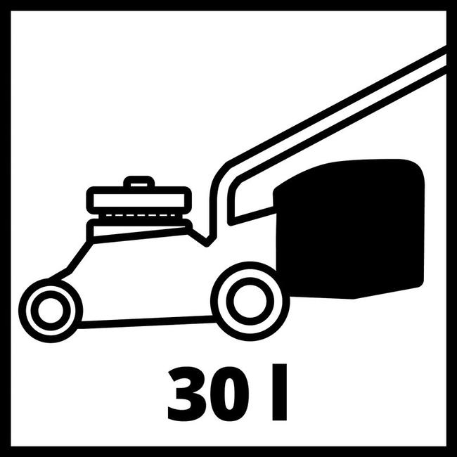 Газонокосилка аккумуляторная Einhell GE-CM 36/34-1 Li