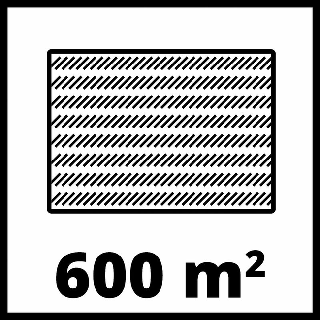 Газонокосилка аккумуляторная Einhell GE-CM 36/43 Li M-Solo