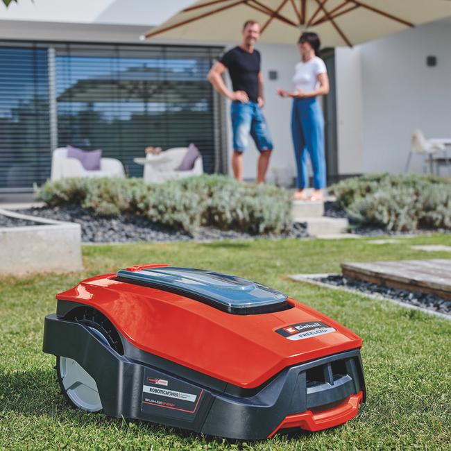 Робот-газонокосилка Einhell FREELEXO+