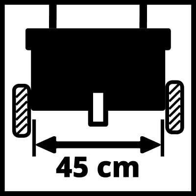 Сеялка механическая Einhell GC-SR 12