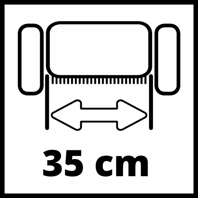 Аэратор-скарификатор Einhell GE-SA 1435
