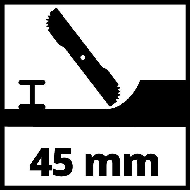 Подрезчик кромки газона Einhell GE-LE 18/190 Li-Solo