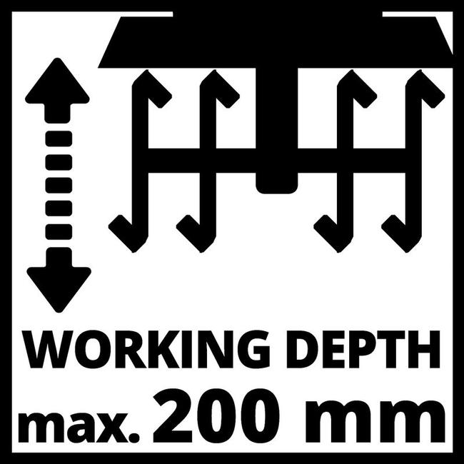 Культиватор электрический Einhell GC-RT 7530