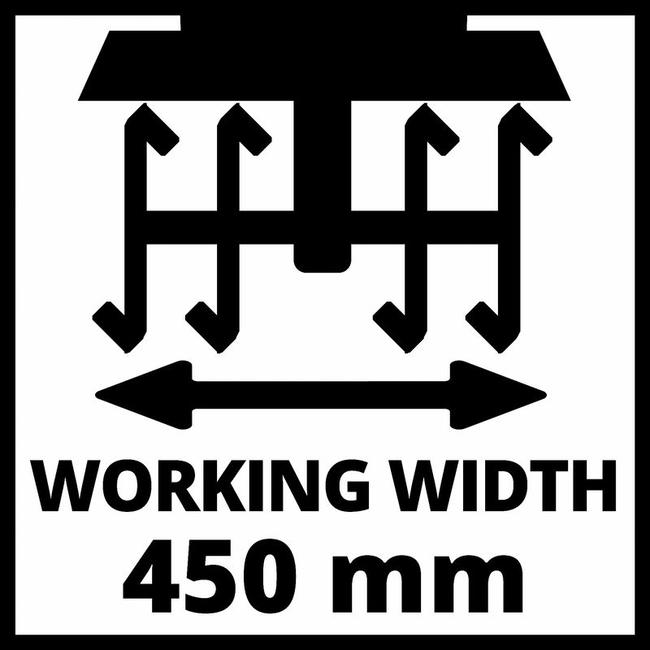 Культиватор электрический Einhell GC-RT 1545 M