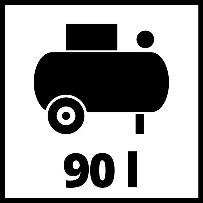 Компрессор Einhell TE-AC 430/90/10