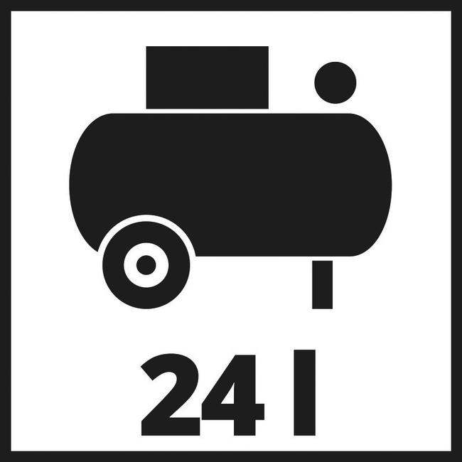 Компрессор Einhell TC-AC 200/24/8 OF
