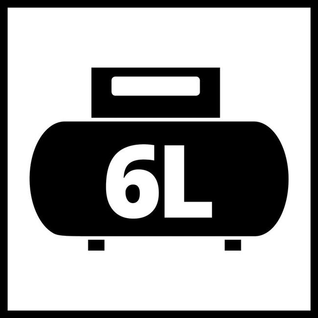 Компрессор Einhell TC-AC 190/6/8 OF Set
