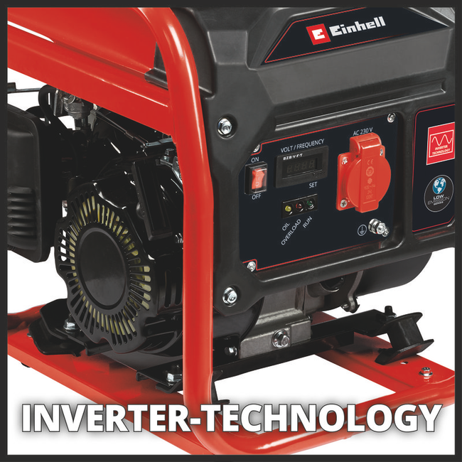 Бензиновый инверторный генератор Einhell TC-IG 1100