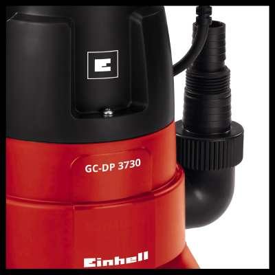 Насос погружной дренажно-фекальный Einhell GC-DP 3730