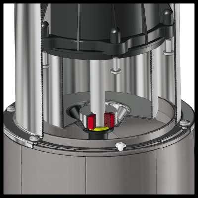 Насос скважинный Einhell GE-DW 1100 N-A