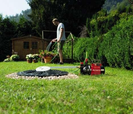 Насос садовый Einhell GC-GP 6040 ECO