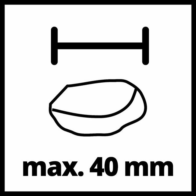 Насос погружной дренажный Einhell GC-DP 9040 N