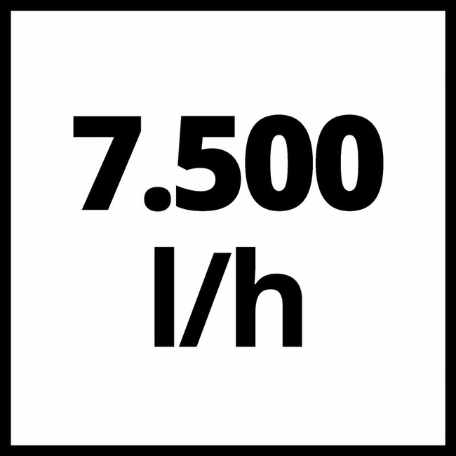 Насос погружной дренажный Einhell GC-SP 2275