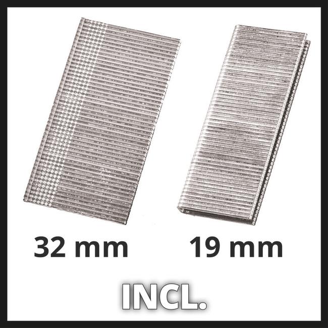 Аккумуляторный степлер строительный Einhell TE-CN 18 Li - Solo