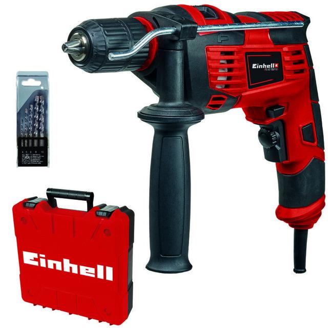 Дрель Einhell TC-ID 720/1 E Kit