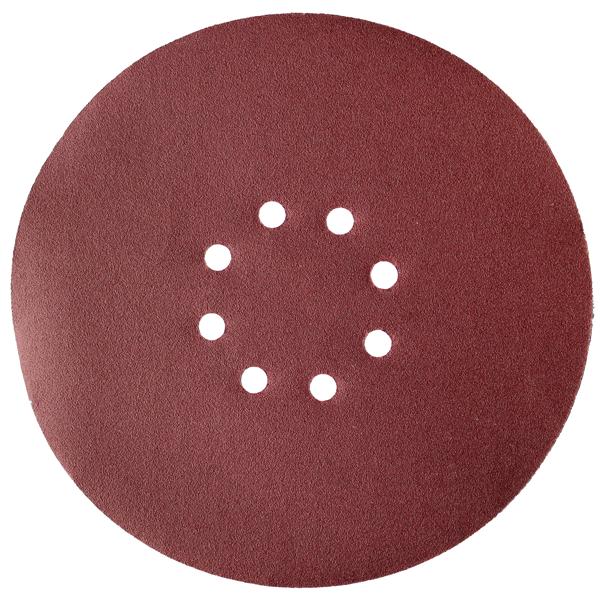Круг шлифовальный d=225 мм, P120, 10 шт, Einhell