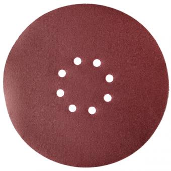 Круг шлифовальный d=225 мм, P60, 10 шт, Einhell
