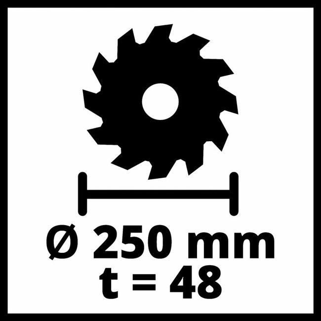Торцовочная пила Einhell TC-SM 2534/1 Dual