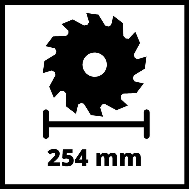 Торцовочная пила Einhell TC-SM 254-2B